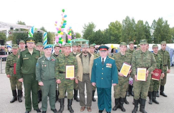 Лучший призывник Республики Коми 2015