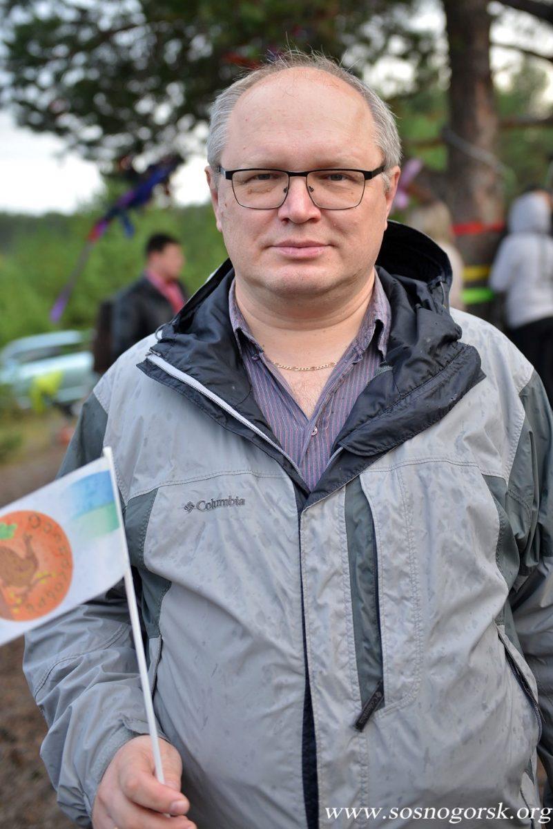Евгений Вологин на фестивале Сосногорье-2015