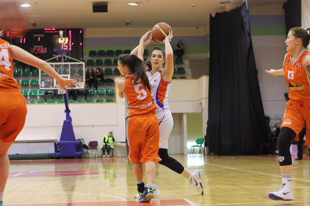 Сыктывкарская НИКА одержала победу над пермской Академией