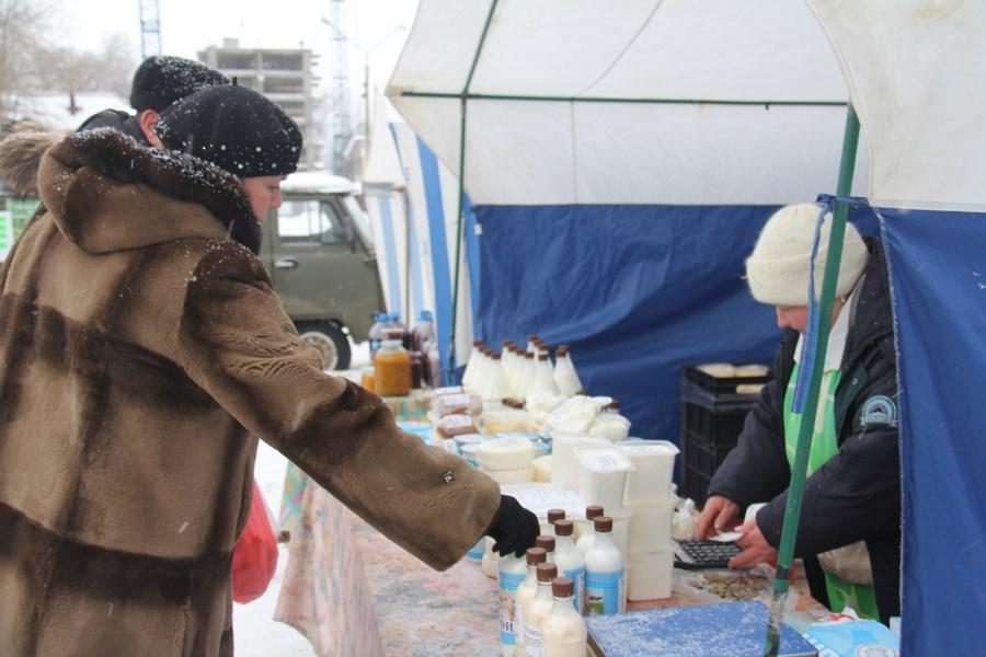 Ярмарка выходного дня Сыктывкар