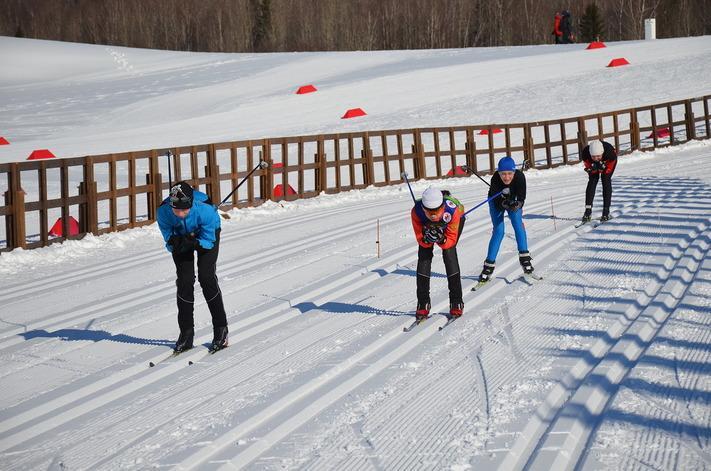 Всероссийские соревнования по лыжным гонкам на призы Раисы Сметаниной