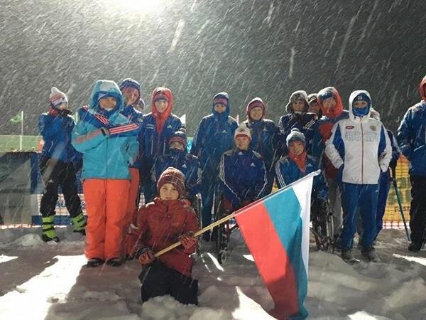 Иван Голубков из Коми выиграл общий зачет Кубка мира IPC