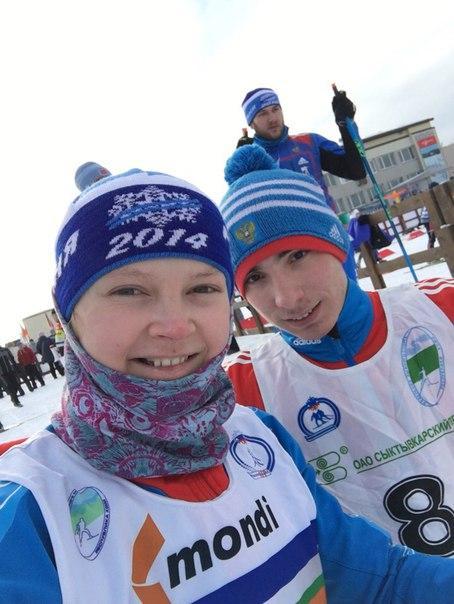 Иван Голубков и Мария Иовлева