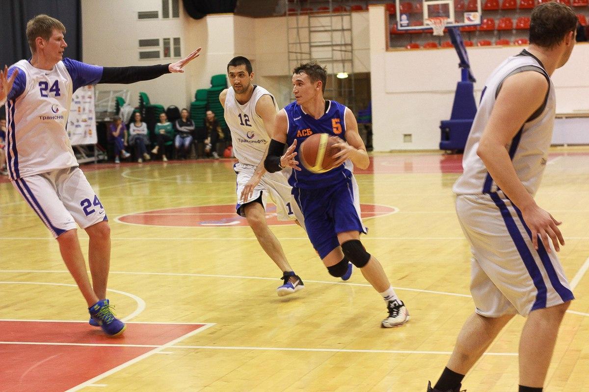 Баскетбольный Чемпионат Республики Коми