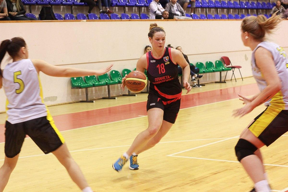 Баскетбольный Чемпионат. Финал