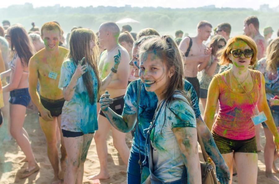 Пляжный фестиваль Зачетка Сыктвкар