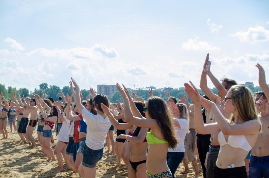 Пляжный фестиваль Зачетка