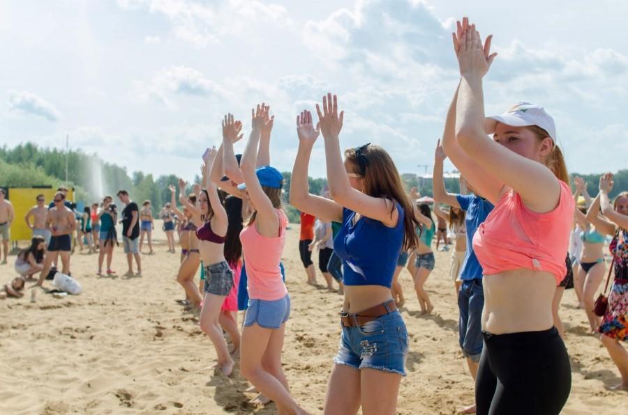 Пляжный фестиваль Сыктывкар