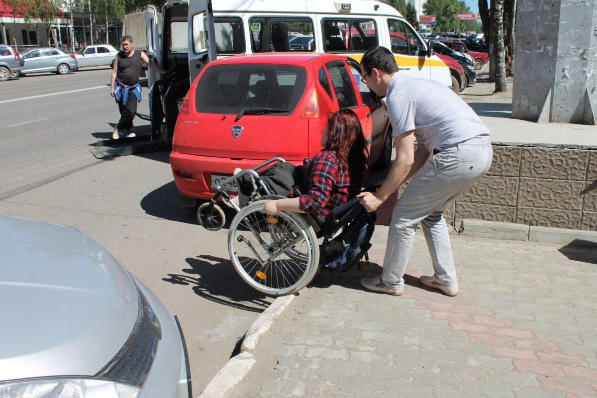 Условия для инвалидов в Сыктывкаре