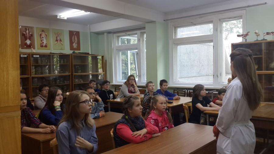 Экскурсия Сыктывкарская кунсткамера