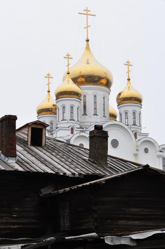 Старый Сыктывкар (2 место). Кузнецов Сергей Юрьевич