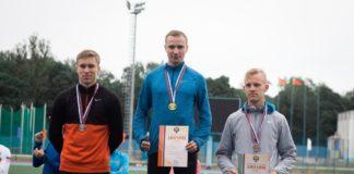 Легкоатлет Республики Коми Илья Штанько установил рекорд страны в беге на Чемпионате России