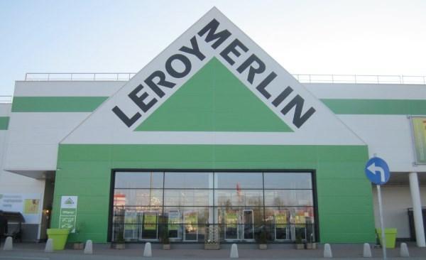 Leroy Merlin (леруа Мерлен)