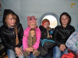 Дети оленеводов