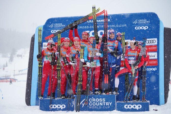 Лыжники Коми завоевали золото и серебро этапа Кубка мира