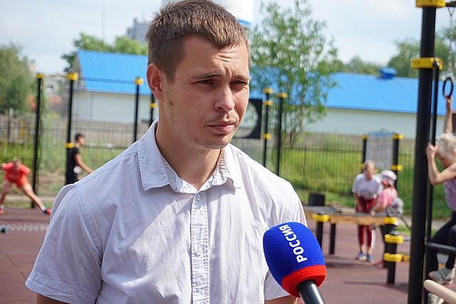 Максим Чукилев