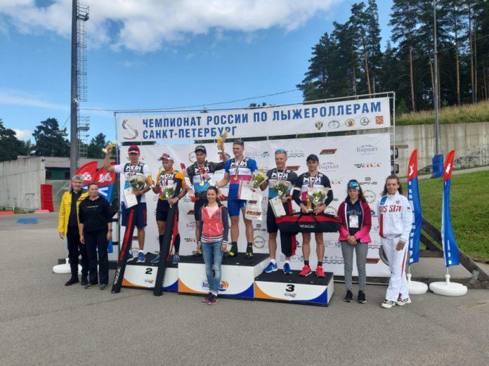 Лыжник из Коми Иван Анисимов - чемпион России по лыжероллерам