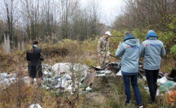 ОНФ в Коми добился ликвидации крупной свалки в зеленой зоне около реки Сысола в Сыктывкаре