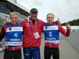 Всероссийские соревнования среди лыжников завершились победой Ильи Семикова