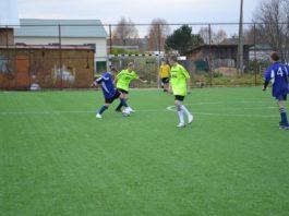 В селе Объячево появилось мини-футбольное поле